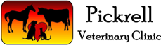 Pickrell Vet Logo